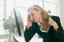 Потливость при климаксе: причины и способы устранения недуга