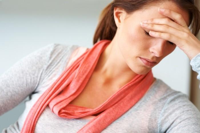 Жар в голове причины возможный диагноз как избавиться