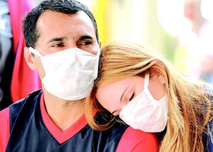 Потею во время гриппа