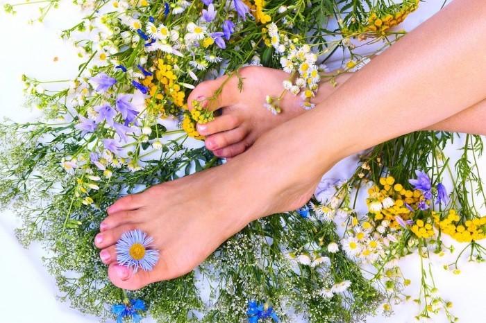 Средство от пота ног для ног