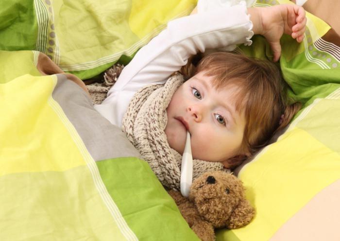 Почему ребенок потеет в 7 лет