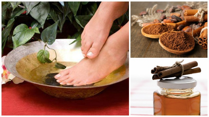 Лечение ног от пота и запаха народными средствами thumbnail